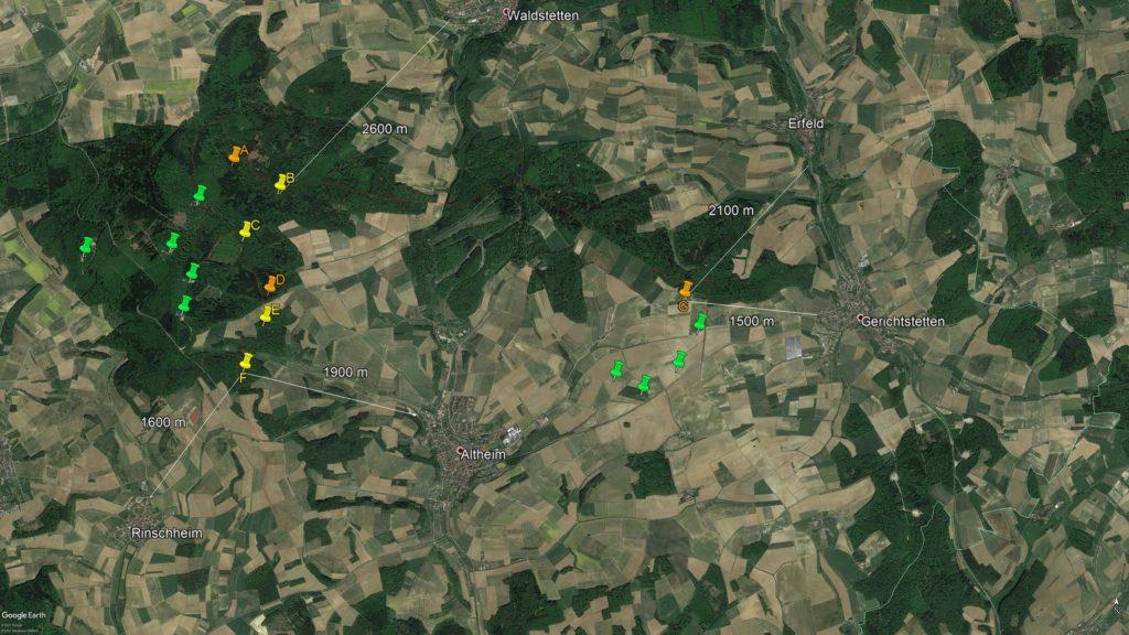 Windpark Altheim III Plan aktuell